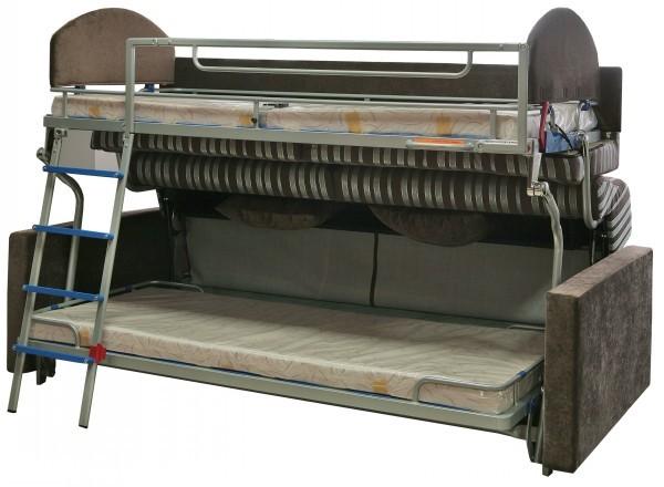 купить диван с механизмом вверх раскладной двухъярусный в спб